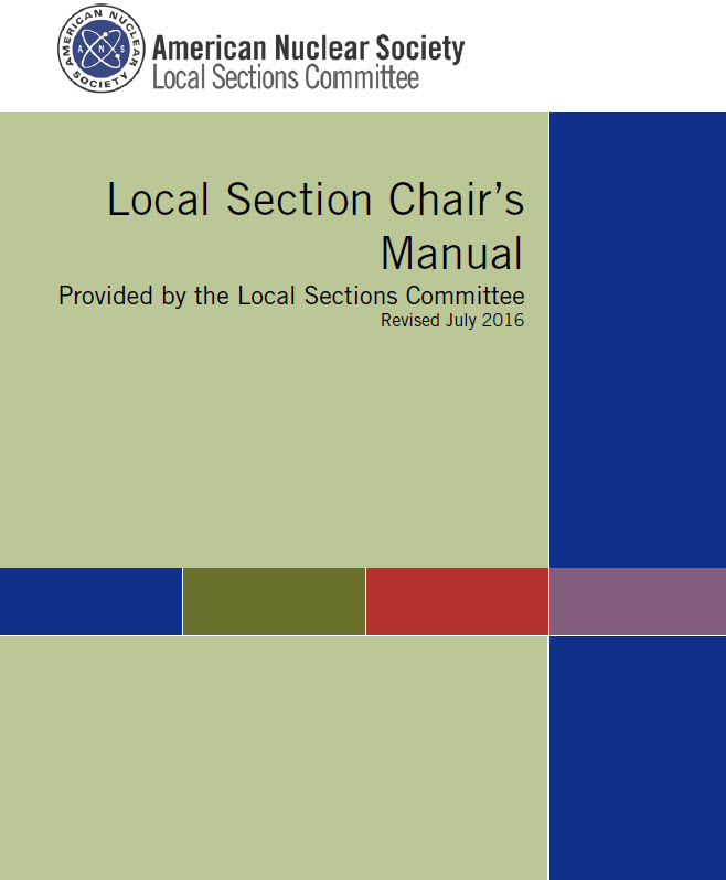 Chair's Manual