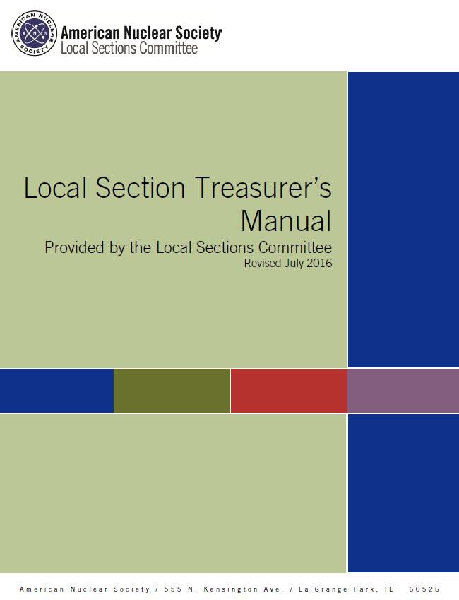 Treasurer's Manual